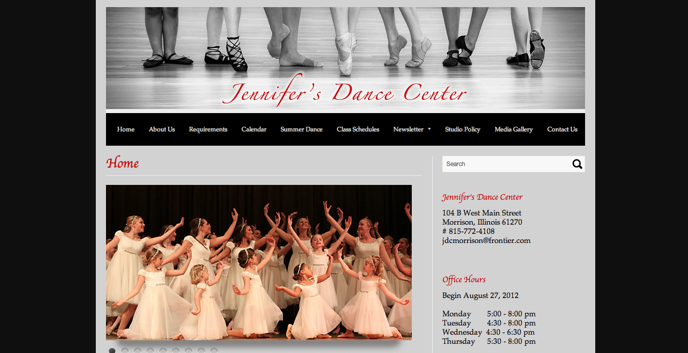 Jennifer's Dance Center
