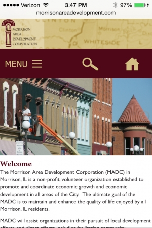 Morrison Area Development Corporation - Mobile